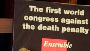 Weltkongress fordert sofortigen Stopp