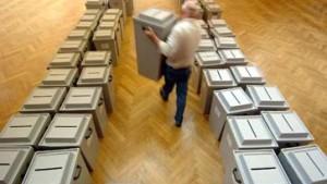 Deutschland wählt den 16. Bundestag