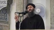 Russland prüft Berichte über Tod von Al Bagdadi