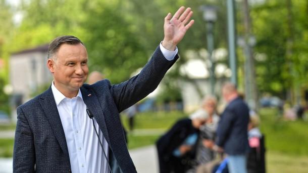 Polen wählen am 28. Juni neuen Präsidenten