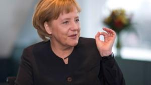 Merkel gegen Becks Modell der Bahn-Privatisierung