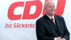 Milbradt als Biedenkopf-Nachfolger nominiert