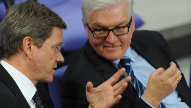 Kakophone Führung im Willy-Brandt-Haus