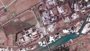 Nordkorea scheint Atomreaktor hochzufahren