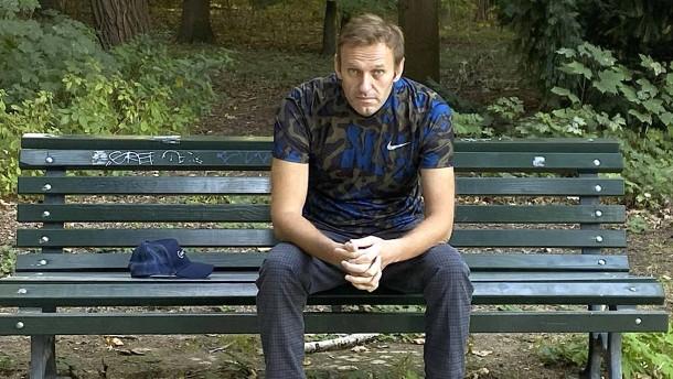 EU verhängt Sanktionen gegen Russland im Fall Nawalnyj