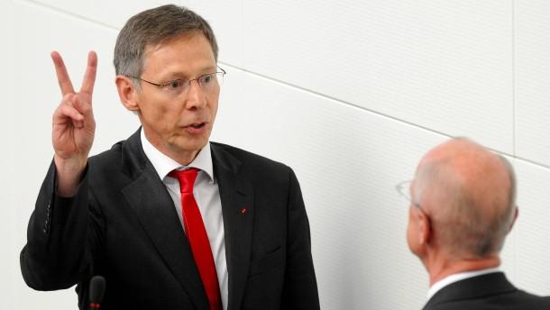 SPD-Politiker Sieling zum neuen Bürgermeister gewählt