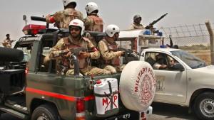 Neuer Angriff auf Flughafen von Karachi