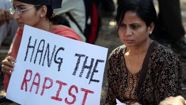 Peinigern der ermordeten Inderin droht der Strang