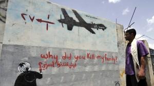 Mindestens 14 Tote bei Drohnenangriff im Jemen