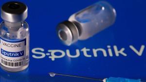 Mit Sputnik V nach Westen