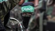 Aufmarsch der Kassam-Brigaden im Gazastreifen
