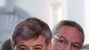Fischer: Keine Kritik an Irak-Angriff