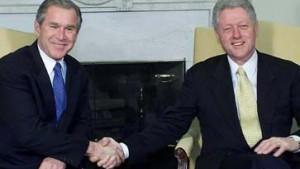 Amerika: Von Clinton zu Bush