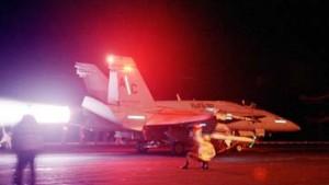 USA und Großbritannien fliegen Luftangriffe gegen Irak