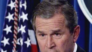 Bush: Luftangriffe waren erfolgreich