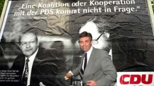 In Berlin hat der Wahlkampf begonnen