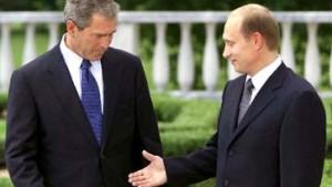 Härtetest für Bush