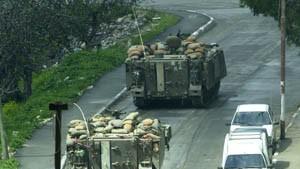 Washington fordert Israel zum Truppenabzug auf