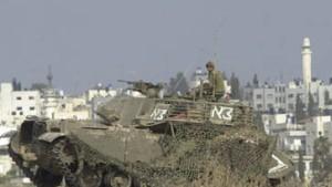 Israelische Armee besetzt Bethlehem und Ramallah