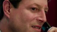 Kämpft gegen Bush und die Zeit: Al Gore