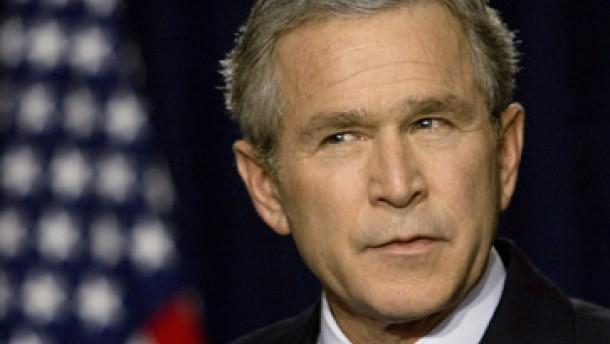 """Bush fordert """"ultimative Gerechtigkeit"""" für Saddam"""