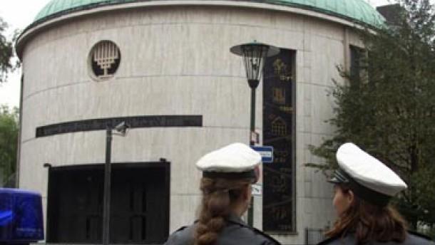 Verdächtige geben Synagogen-Anschlag zu