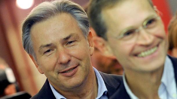 SPD bietet Grünen Koalitionsgespräche an