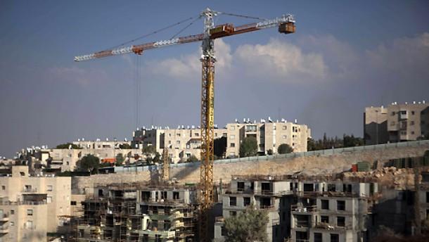 Israel erschwert Gespräche