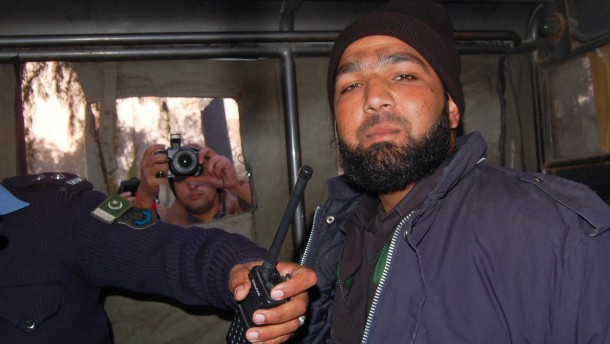 Mörder von Gouverneur in Pakistan zum Tode verurteilt