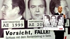 CDU stampft Plakate ein
