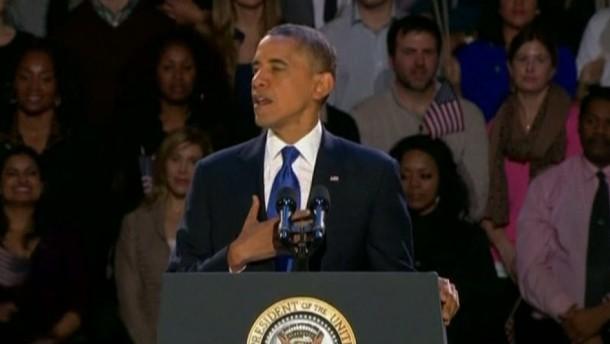 Der wiedergewählte Präsident ist zu Kompromissen bereit, um das Steuersystem und die Einwanderungsgesetze zu reformieren.