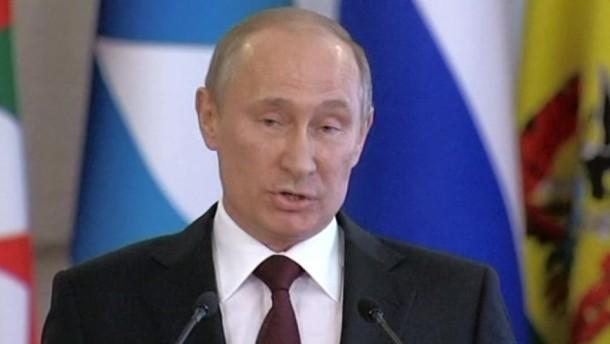 Obama sichert Europäern im Spionagestreit Zusammenarbeit zu - Putin fordert Snowden indirekt zum Verlassen Russlands auf.