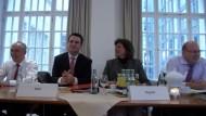 Bei den Treffen der Arbeitsgruppen von Union und SPD bleibt das Thema Mindestlohn ein wichtiger Punkt.