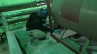 OPCW-Bericht: Anlagen zur Chemiewaffen-Produktion zerstört