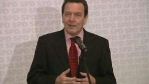 Schröder kritisiert Koch
