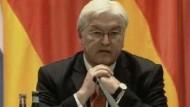 Steinmeier kündigt neue Iran-Resolution an