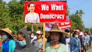 Unsere Ohnmacht in Myanmar
