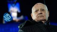 Gorbatschow: Keine neue Mauer zulassen