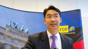 FDP erbost über Schäuble