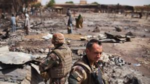 Erhöhte Terrorgefahr in Europa durch Mali-Einsatz