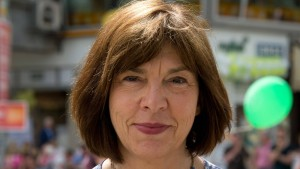 Rebecca Harms wieder zur Kovorsitzenden gewählt