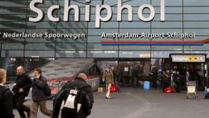 Terrorverdächtige in Amsterdam festgenommen