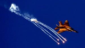 Syrien meldet Angriffe israelischer Kampfjets