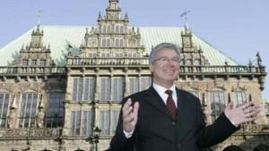Böhrnsen zum Scherf-Nachfolger gewählt