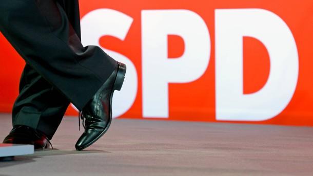 Die gehetzte SPD
