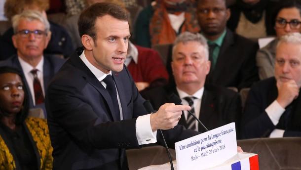 Frankreichs Genderbann