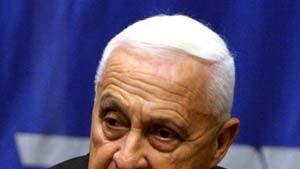 Scharon gewinnt Machtprobe mit Netanjahu
