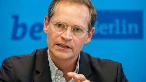 Duell um Wowereit-Nachfolge wird zum Dreikampf