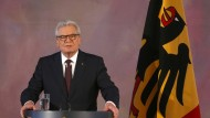 Gaucks Gegengift