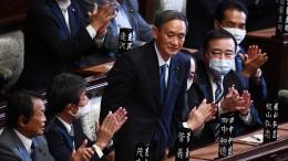 Japans neuer Ministerpräsident Suga setzt auf Stabilität